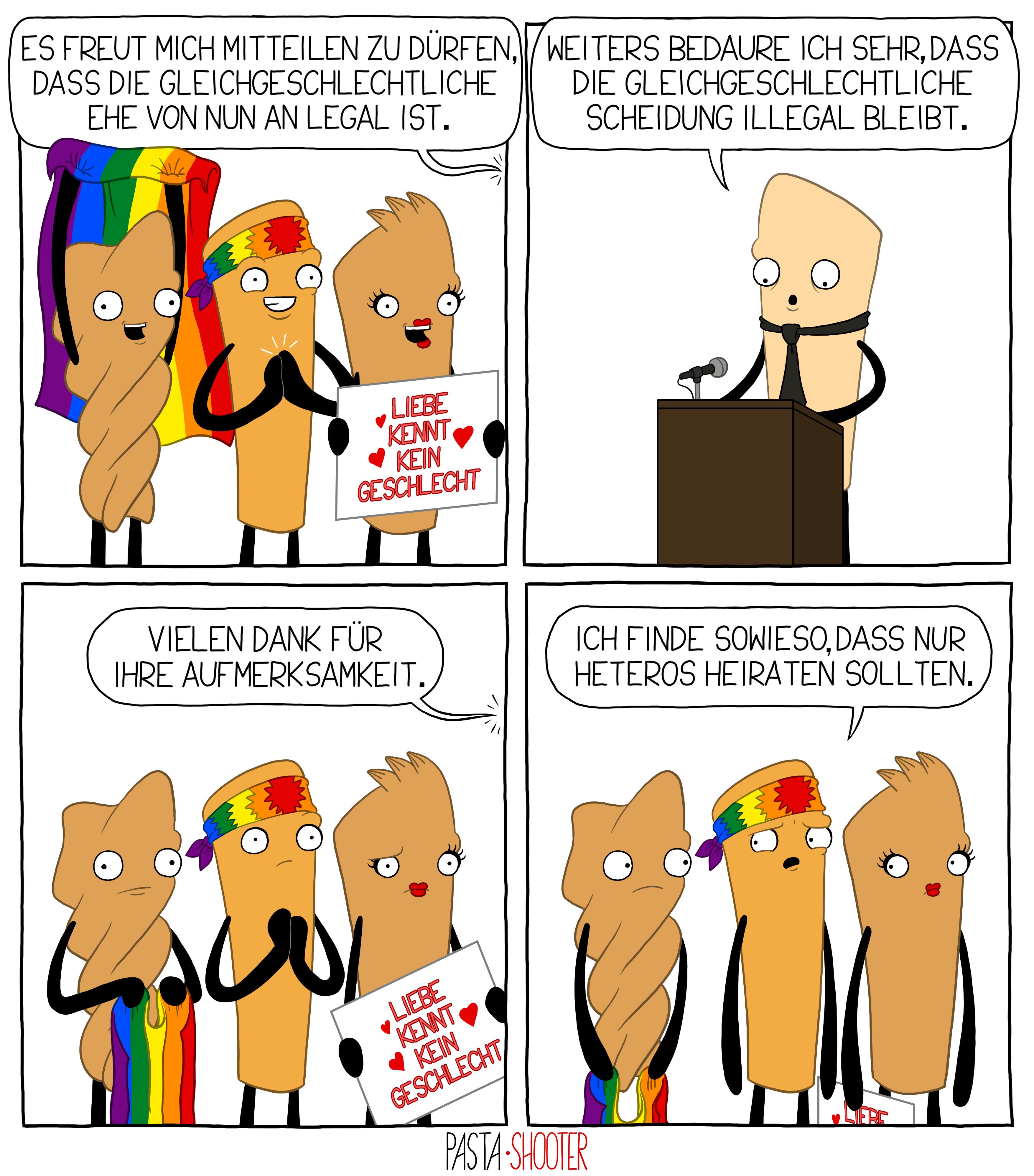 #47 Gleichgeschlechtliche Ehe
